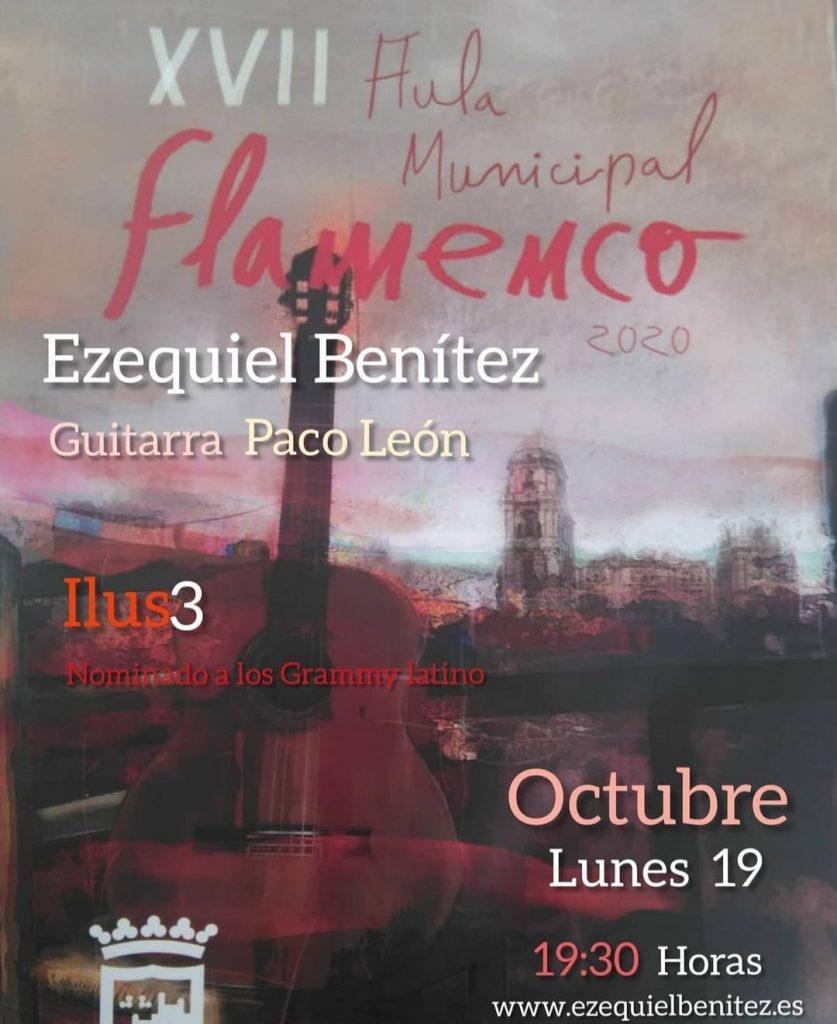 Ezequiel Benítez presenta