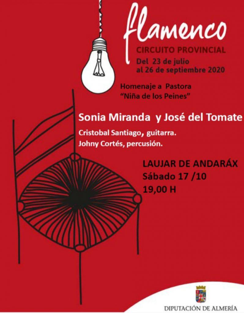Sonia Miranda y José del Tomate