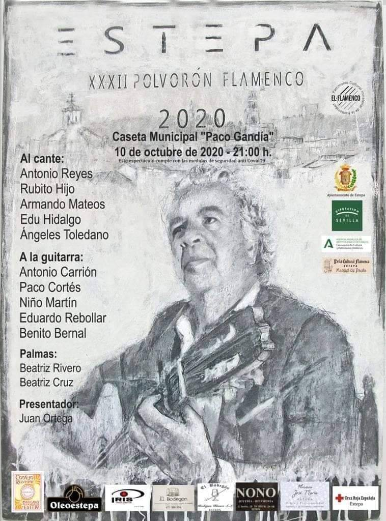 Polvorón Flamenco