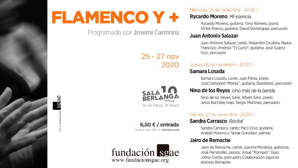 Flamenco y +