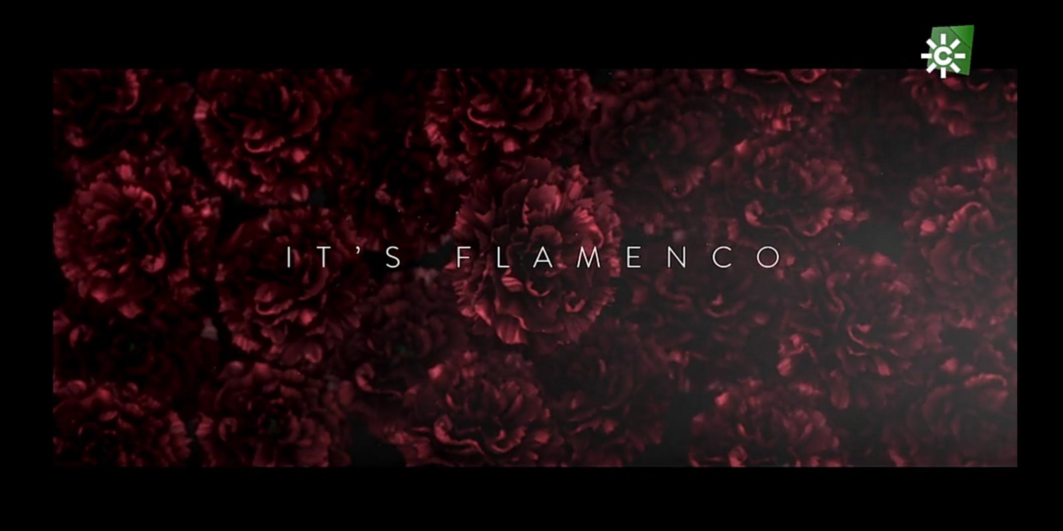 It's Flamenco