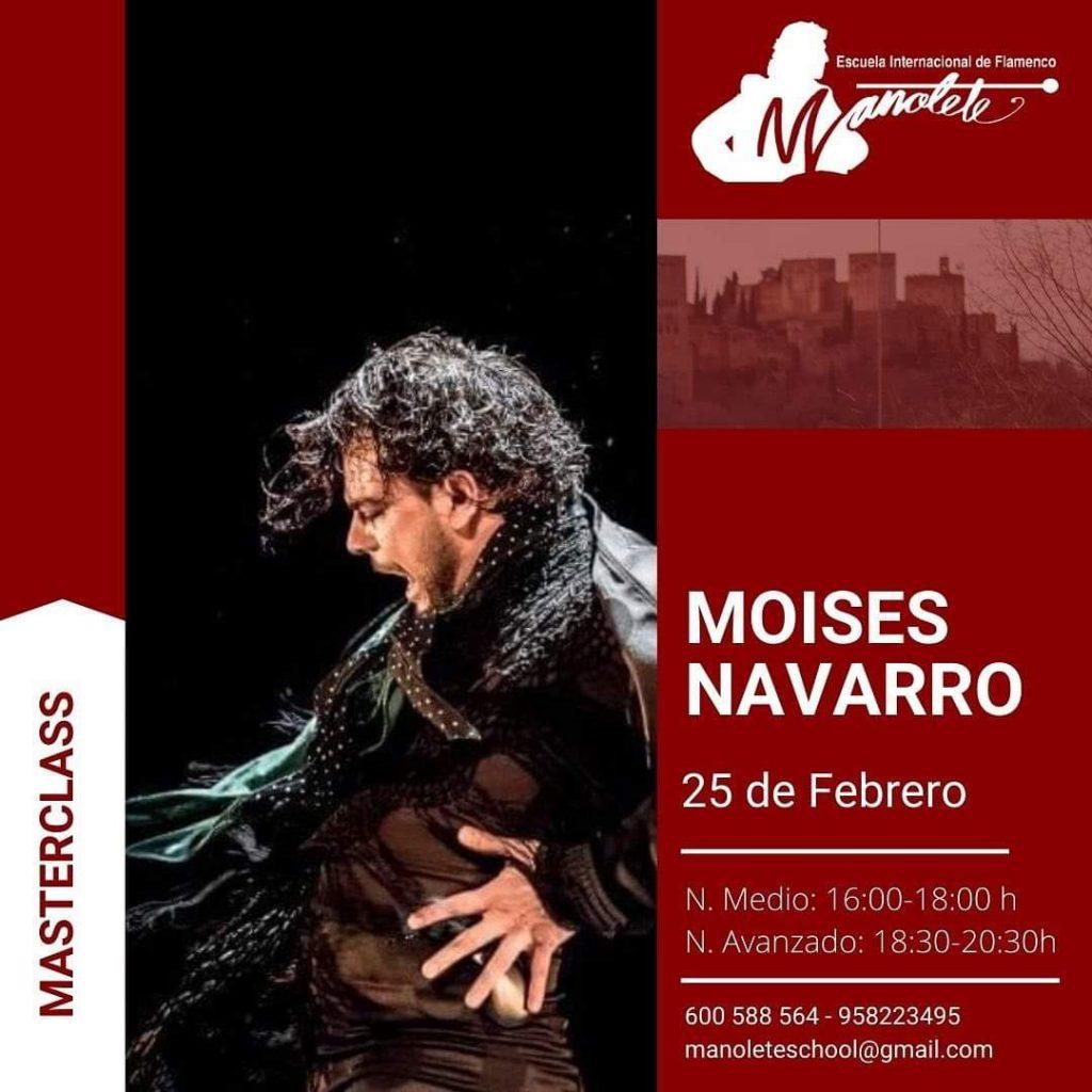 Moisés Navarro