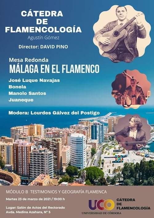 Málaga en el flamenco