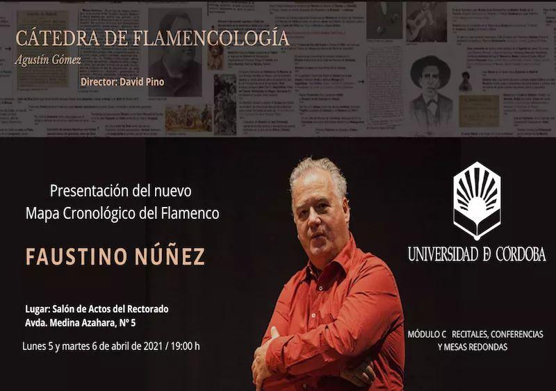 Mapa cronológico del flamenco