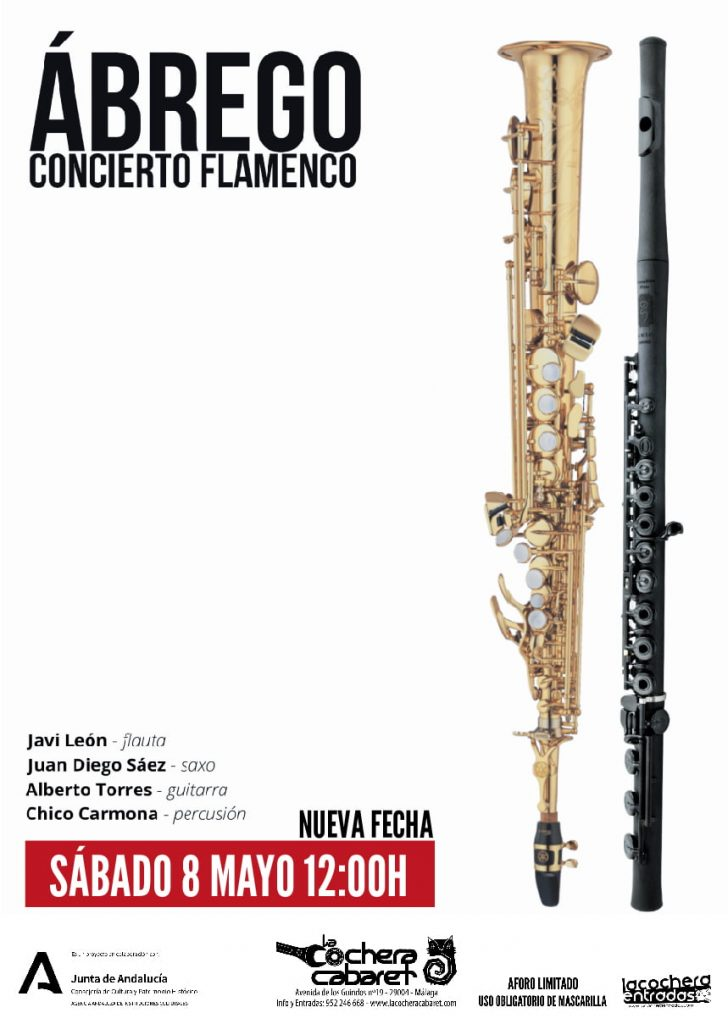 Ábrego concierto flamenco