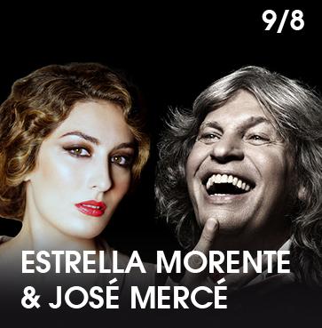 José Mercé y Estrella Morente