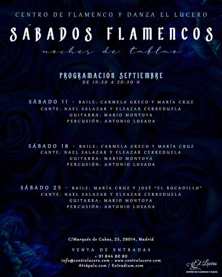 Sábados Flamencos